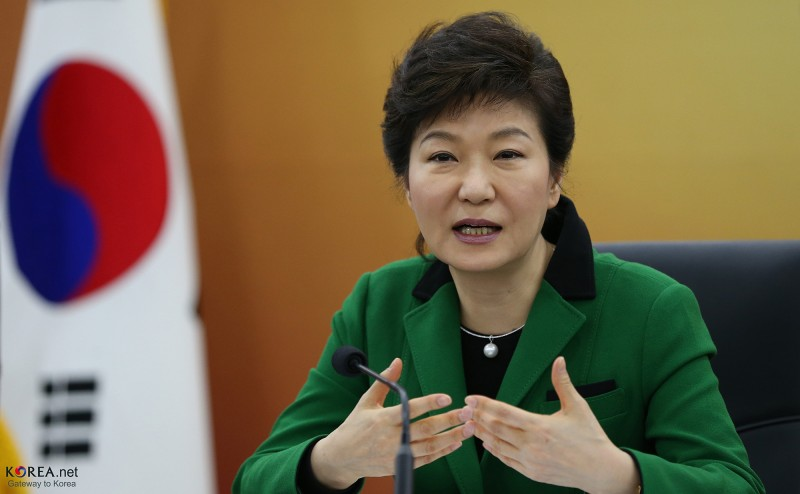 Park's Approval Rating Dips Further amid Impeachment Bid