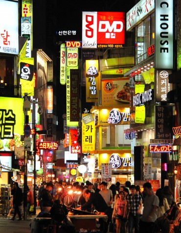 Chinese Tourists Spend Six Times More than Japanese in Seoul