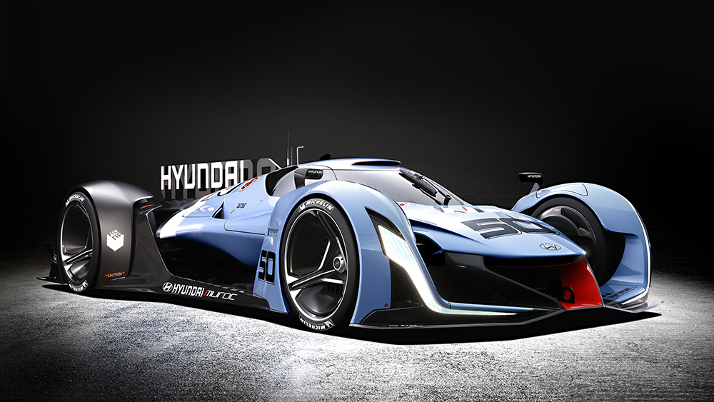 Hyundai announced its plans to develop a new high-performance 'N' brand at last year's Frankfurt Motor Show. It has since regularly participated in various races to experiment and further upgrade its technology and performance. (image: Hyundai)