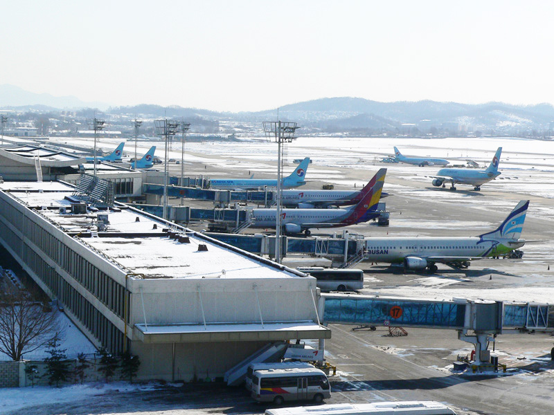 Gimpo Airport to Open New Facilities for Private, Chartered Planes