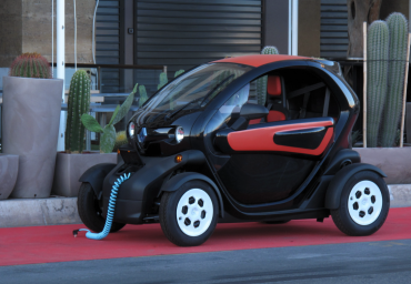 New EVs in Food Delivery Services