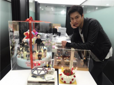 Fans Across The Globe Celebrate Korean Actor's 10-Year Anniversary