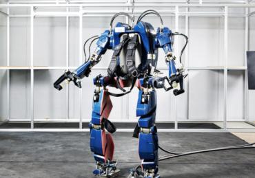 Hyundai Motor Takes another Step to Realizing 'Iron Man'