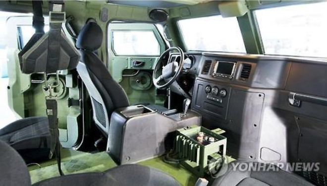 The group's subsidiaries, including Hyundai Motor, Kia Motor, Hyundai Mobis, Hyundai Rotem, and Hyundai Dymos, are planning to develop and manufacture the world's best tactical vehicles and armored cars. (image: Yonhap)