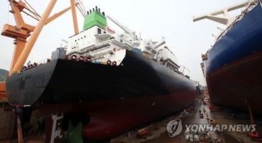 S. Korean Shipbuilders' Overseas Businesses Suffer from Massive Debts