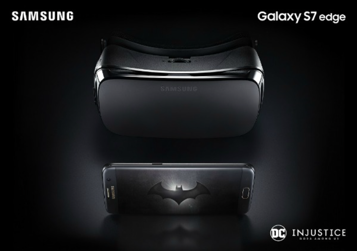 Samsung to Release Galaxy S7 Edge – Batman Edition