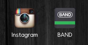 More Koreans Using SNS Platforms BAND, Instagram