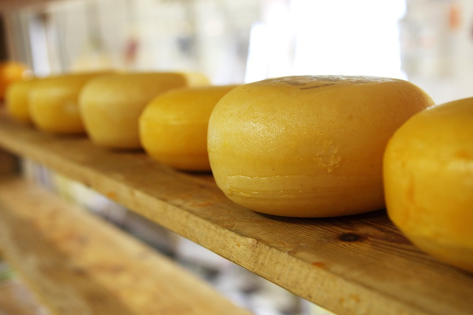 According to the KDC, cheese consumption per capita has almost tripled since 2000 from 1kg to 2.6kg. (image: Pixabay)