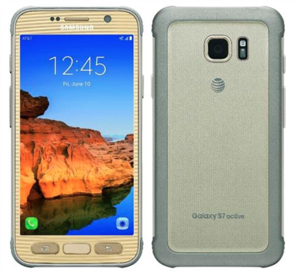 Since the Galaxy S4, Samsung has been releasing the Active versions through AT&T. (image: Yonhap)
