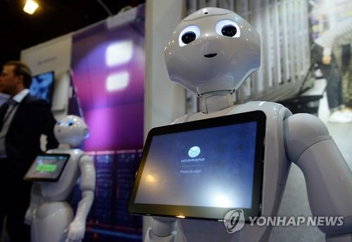 The report warned against immediately assuming jobs replaceable by robots are the same as jobs that have disappeared due to natural technological progress. (Image Credit: Yonhap)