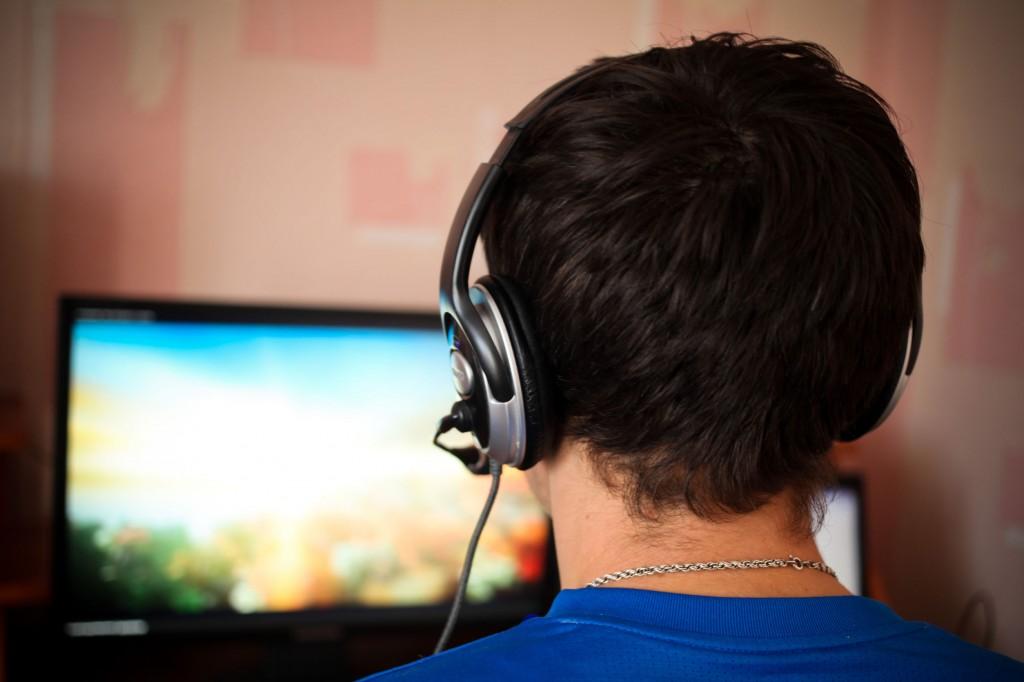 stress is the fundamental cause for the phenomenon of overindulgence in gaming. (image: Kobizmedia/ Korea Bizwire)