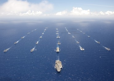 South Korean Navy to Join US-led Multinational Naval Exercise