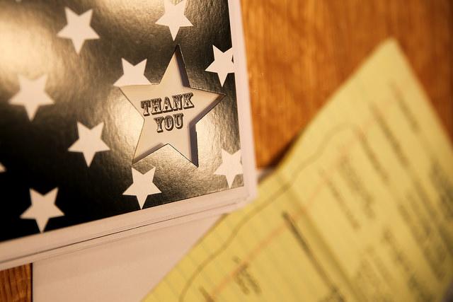 "School Children Write Letters to Obama: ""We Won't Forget the Korean War"""