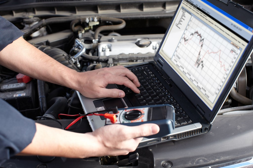 Those considering purchasing used vehicles will now be able to easily search for information  such as maintenance history and mileage online. (image credit: Kobiz Media)