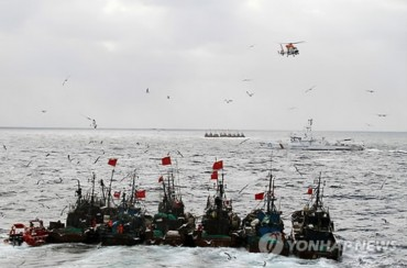 Korean Fishermen Outraged over Illegal Chinese fishing