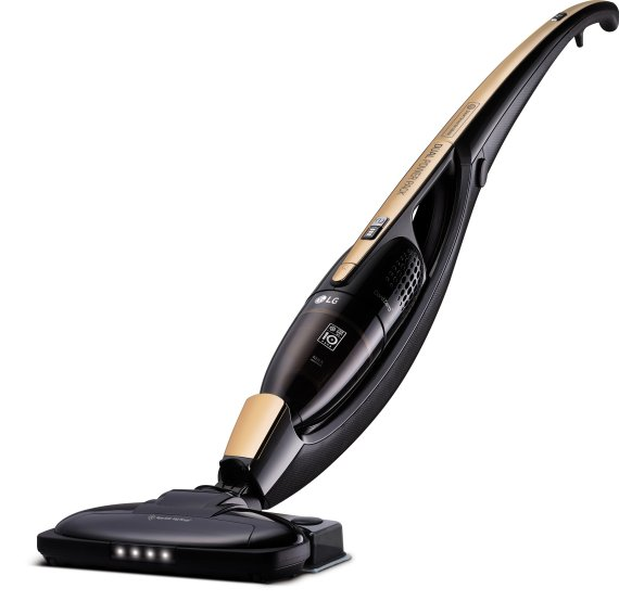 LG Electronics is in fierce competition with Electrolux for the leading position in the market. Followed by its release of the CordZero Handstick in 2014, LG released a premium vacuum called the CordZero Cyking in early 2015. (image: LG Electronics)