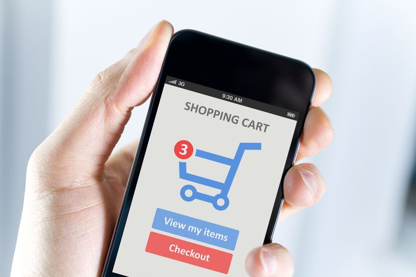 Online shopping sales accounted for 14.6 percent of the country's total retail sales of 369.2 trillion won in 2015, up from an 8.2 percent presence in 2010. (image: KobizMedia/ Korea Bizwire)