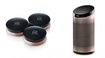 LG Electronics Introduces 'Smart Sensor' for Home Appliances