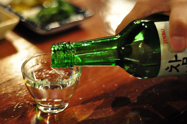 Sales of Soju During Chuseok Holidays Up by 37 pct