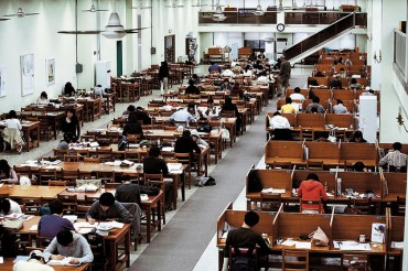Korea's Public Libraries Become More than Just Libraries