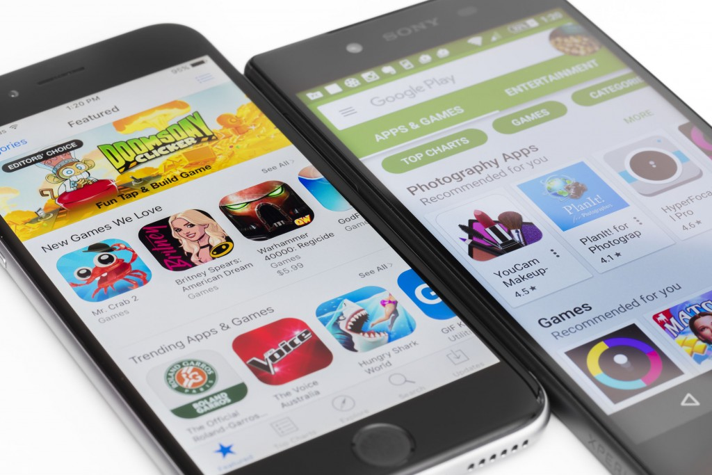 Google is facing complaints from Kakao, which claimed that the global tech giant is discriminating against its mobile applications. (image credit: Kobiz Media/Korea Bizwire)