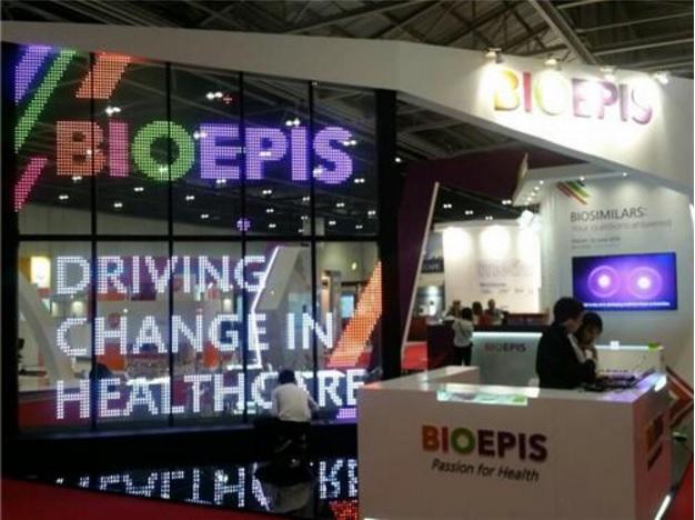 Samsung Bioepis attending Annual European Congress of Rheumatology, EULAR 2016 London on June 8th, 2016 (image: Samsung Bioepis)