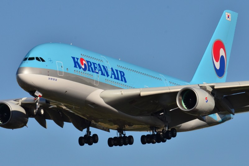 Korean Air to Add Flights on Major Routes