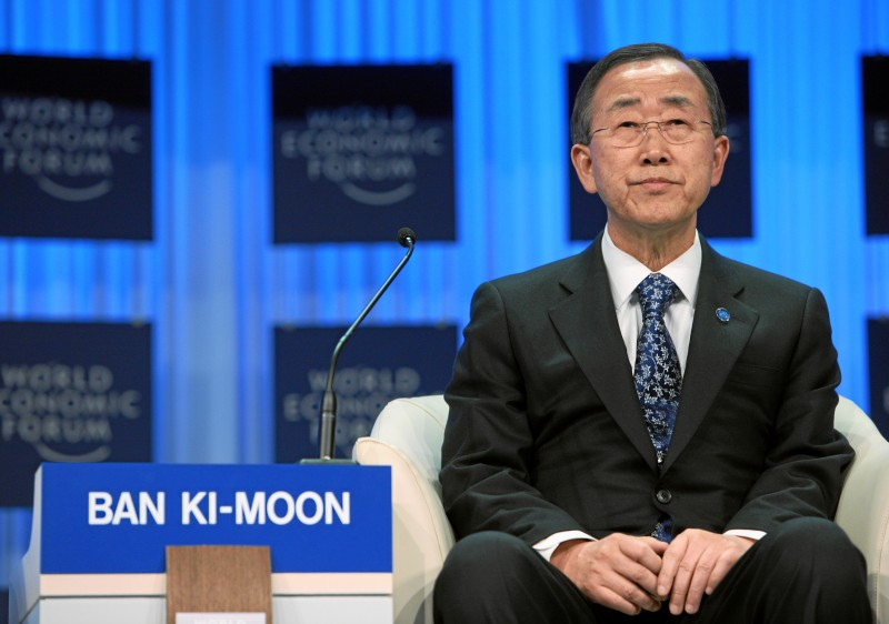 U.N. Chief Remains Ahead of Other Presidential Hopefuls