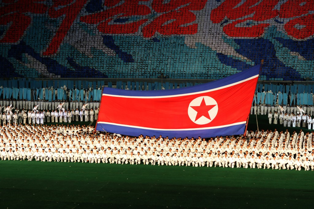 North Korea has stressed on numerous occasions that it will never give up its nukes and even made clear its plans to expand its nuclear capabilities and develop missiles that can reach the United States. (image: Wikimedia)
