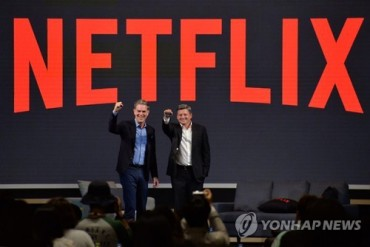 Netflix to Produce More S. Korean Content