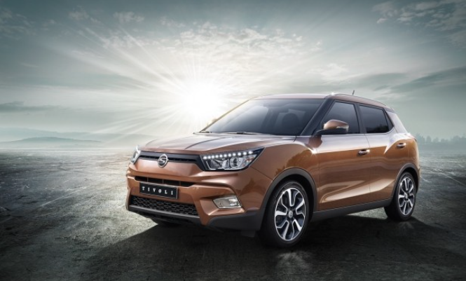 Among models, Ssangyong's Tivoli is the best-selling car that sold 5,490 units last year. (image: Ssangyong)