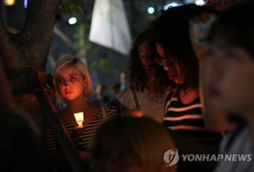 Korea Mourns Victims of Orlando Shooting