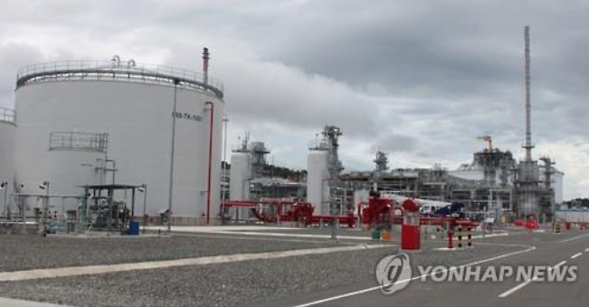 An overseas power plant in Indonesia run by the Korea Gas Corp. (image: Yonhap)