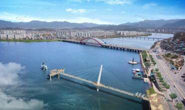 Korea's Longest Skywalk Opens in Chuncheon