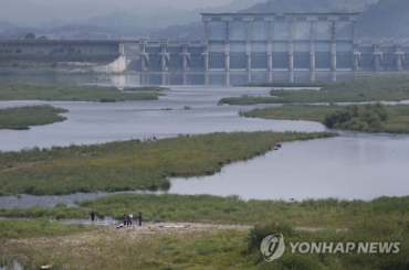 Korean Military Readies for Potential Dam Discharge from North Korea