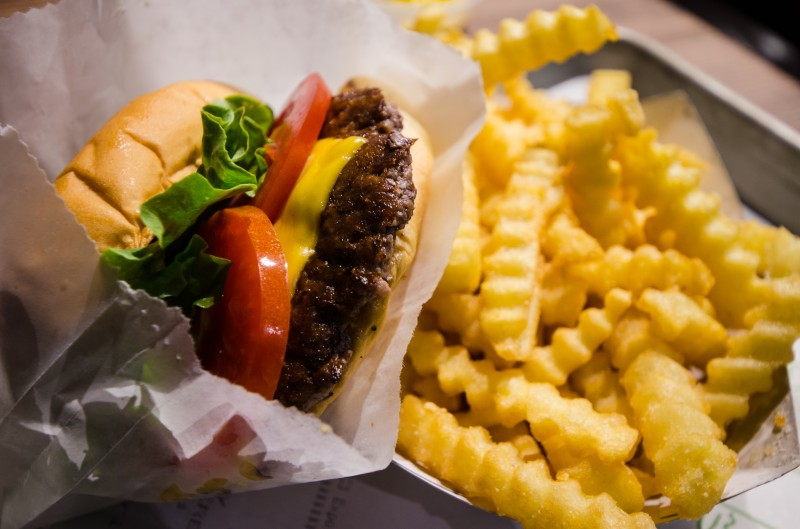 Shake Shack Arrives in Korea