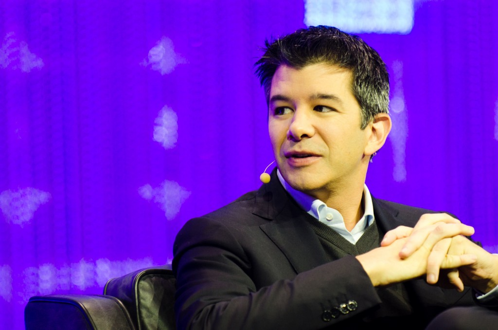 However, the court revealed Wednesday morning that Mr. Kalanick submitted a document to the court asking that the trial date be postponed, citing his busy circumstances. (image: Wikimedia)
