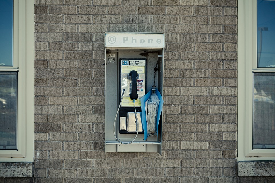 Despite recent efforts, the majority of these phone booths are still struggling to turn a profit. The total deficit from maintenance and repair alone exceeds 10 billion won per year. (image: Pixabay)