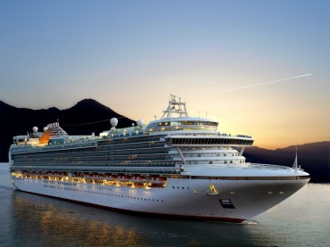 Foreign Cruise Tourists Nearly Double in H1