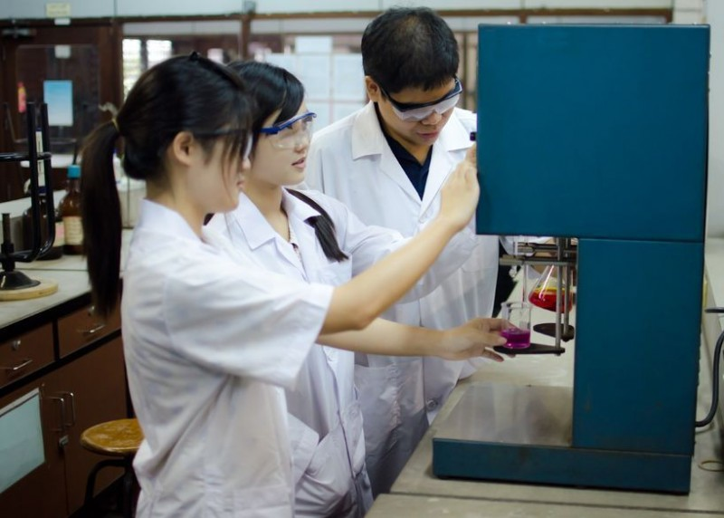 Gov't R&D Spending Up 7 pct in 2015