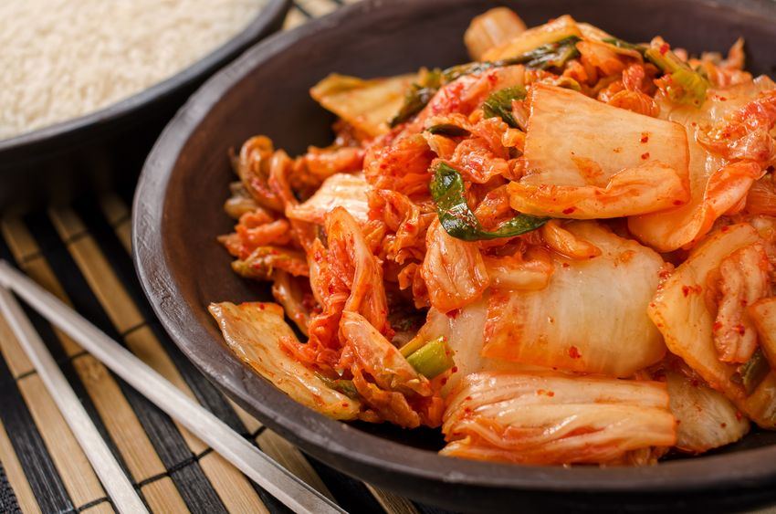 Kimchi is a traditional Korean side dish normally made of fermented cabbage, salt and hot peppers and is eaten with almost all meals. (image: KobizMedia/ Korea Bizwire)