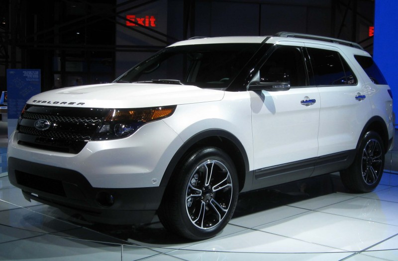 Korea Follows U.S. Lead with Ford Explorer Exhaust Fumes Investigation