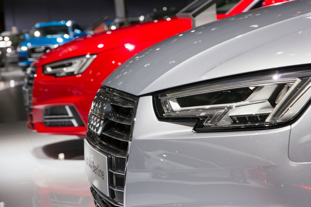 Audi suffered the most, witnessing a 51.6 percent decrease in corporate purchases of vehicles priced higher than 100 million won. (image: KobizMedia/ Korea Bizwire)