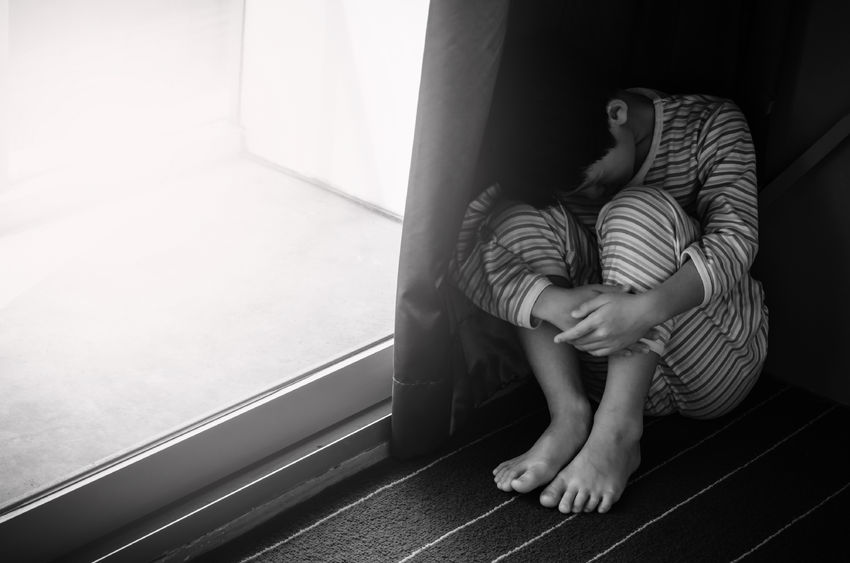 The report said 30.8 percent reported having suffered some form of psychological abuse at home. Another 16.7 percent said there was minor physical abuse, while 6.8 percent said they were subjected to heavy physical violence. (image: KobizMedia/ Korea Bizwire)