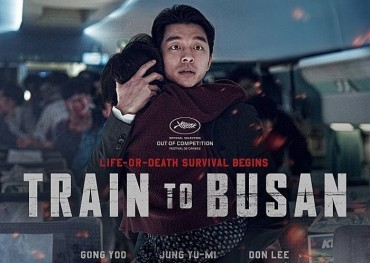 'Train to Busan' Fetches Record Opening