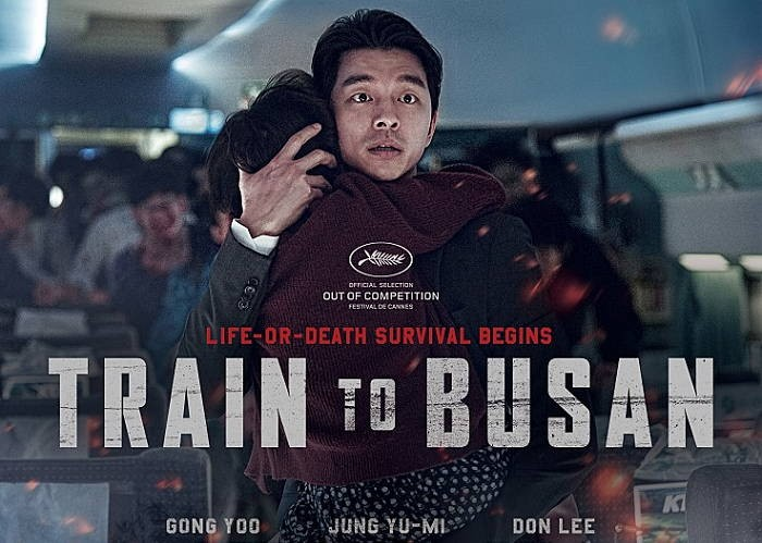 Directed by Yeon Sang-ho, the film depicts a group of people trying to survive a mysterious virus by boarding an express train bound for Busan, a southern port city that has fended off the nationwide viral outbreak.