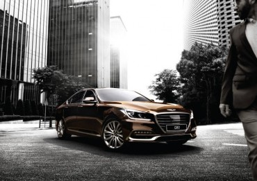 Hyundai Motor Releases New G80 Luxury Sedan