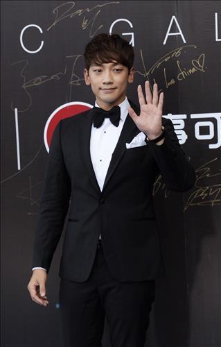 South Korean actor-singer Rain. (image: Yonhap)