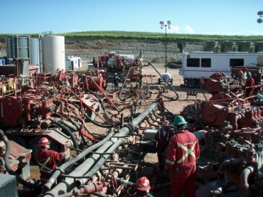 Sundance Energy Australia Announces Re-Fracturing Partnership with Schlumberger