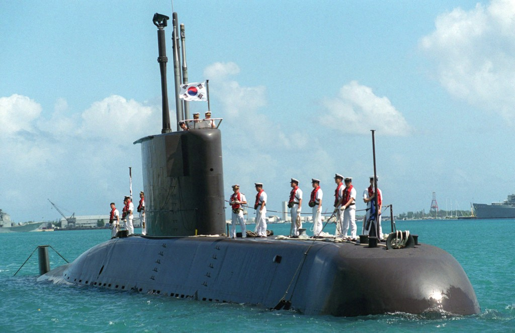 The move is part of the Ministry of National Defense's win-win campaign, it said, adding KT executives and employees will be allowed to join the ministry's security programs that include field trips to a submarine. (image: Wikimedia)